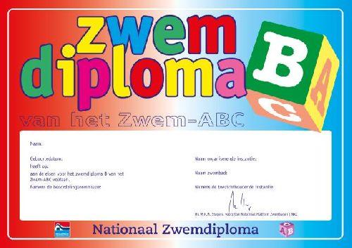Swim Diploma B